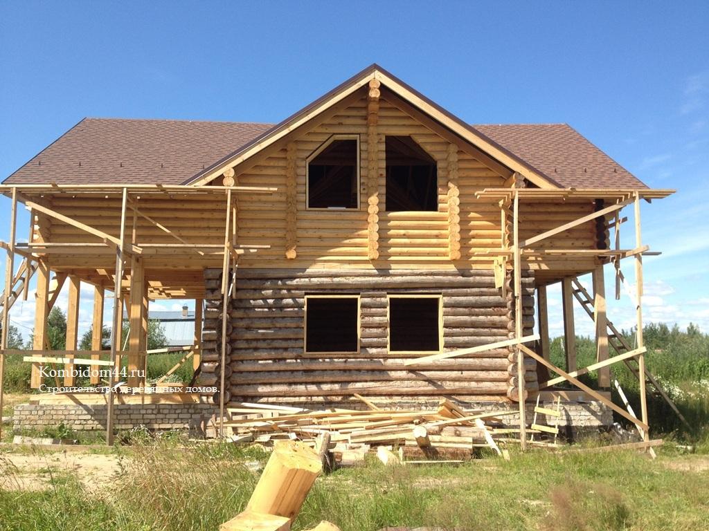 таком реконструкция бревенчатого дома фото того гермоупаковках